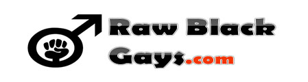 Raw Black Gays Logo